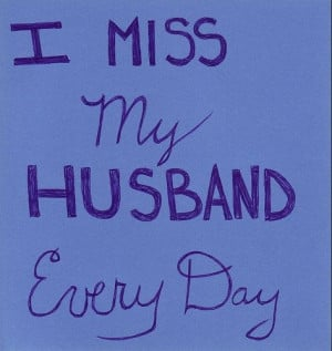 missing my hubby quotes quotesgram