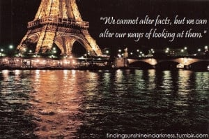 ... , beauty, eiffel tower, france, paris, quote, quotes, typography
