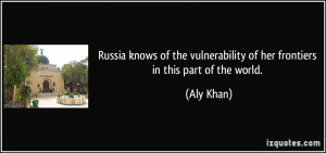More Aly Khan Quotes