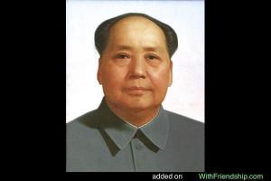 About 'Mao Zedong Communist leader'