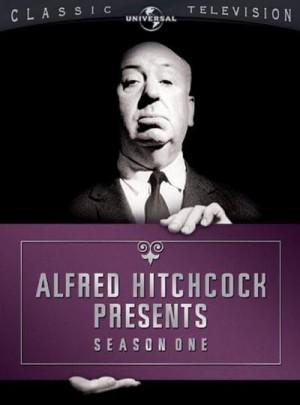 ALFRED HITCHCOCK PRESENTS Season One. CBS Television program. 1955 ...