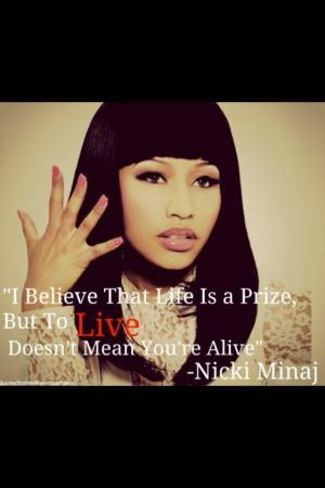 Nicki Minaj- Moment For Life