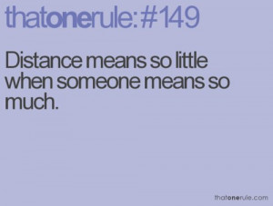 life, long distance, quotes, rules, sayings, text, words