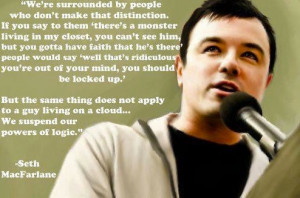 Seth MacFarlane Quotes