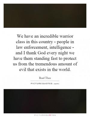 Brad Thor Quotes