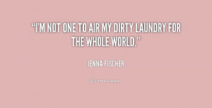 Airing Dirty Laundry On Facebook Quotes