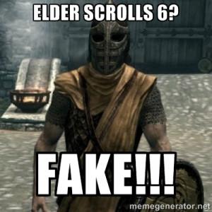 elder scrolls oblivion meme