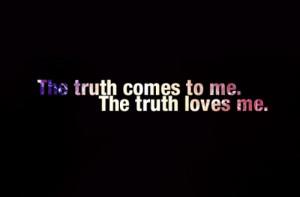 come, let love in, liar, lie, love