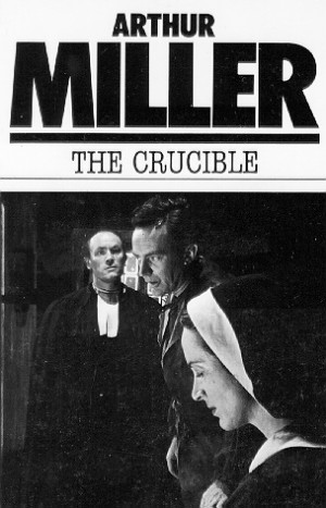the crucible and integrity This play presents a number of conflicts, external and internal the crisis faced by john proctor in the final two acts of the play embody both of the external and the internal conflicts of the story as he is forced to confess to a moral transgression then accused of another each of these conflicts, for proctor, is directly related to.