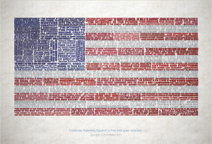... quotes by notable americans and all together they make a big american