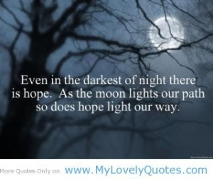 moon light quotes