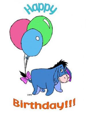 eeyore birthday 1 Image