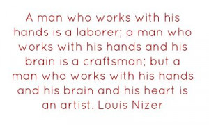 Brilliant Quote from Louis Nizer - came across it on
