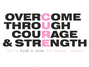 cancer sayings that are very powerful in supporting any breast cancer ...