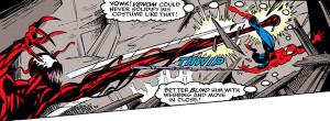 Carnage - Marvel Comics - Spider-Man enemy