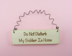 Cute Military Girlfriend Quotes Army wife girlfriend