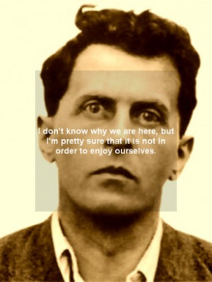 Ludwig Wittgenstein quotes Screenshot 3