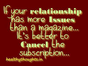 Quotes About Trust Issues In A Relationship If your relationship has ...
