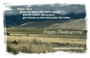 Inspirational Thanksgiving Cards, Inspirational Thanksgiving Quote ...