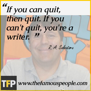 If you can quit then quit If you can
