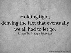 Linger - Maggie Stiefvater More
