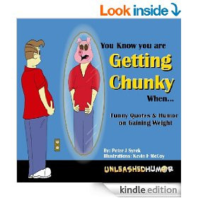 You Know you are Getting Chunky When...Funny Quotes & Humor on Gaining ...