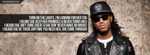 ... Creepin Lyrics Quote The Future Belongs To Those Who Believe Quote