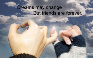 Friendship Love Wallpapers With Quotes