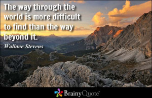 Wallace Stevens Quotes