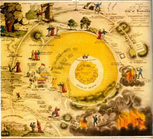 28th John Bunyan's Pilgrim's Progress published in 1678