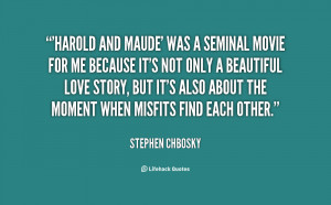 Harold And Maude Quotes Preview quote