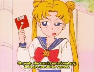 Sailor Moon Quotes About Love Sailor failures