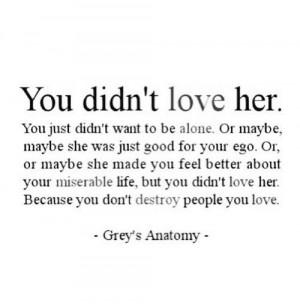TO MY EX! exactly!