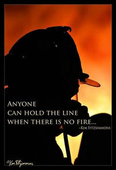 Firefighter Inspired Motivation