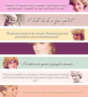 Princess Diana Tribute Page Princess Diana famous quotes