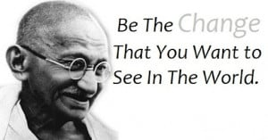 Mahatma Gandhi :quotes and images