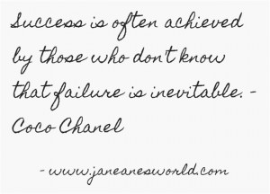 Women s History Month Coco Chanel Famous Quotes