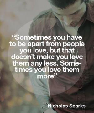 Nicholas Sparks #love quotes: Nicholas Sparkly Love Quotes, Nicholas ...