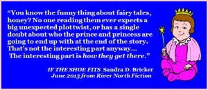 My Book Shelf Review: If the Shoe Fits: A Contemporary Fairy Tale