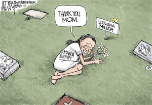 Amanda Berry's Mother's Day © Jeff Darcy,The Cleveland Plain Dealer ...