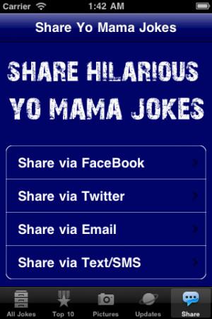 Tags : jokes , hilarious , funny , mama jokes