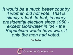 11 Quotes And Sayings From Ann Coulter