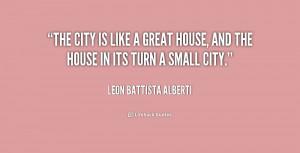 Leon Battista Alberti Quotes