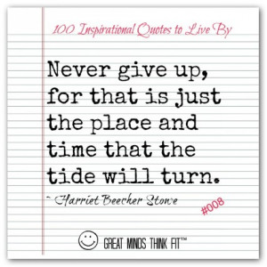 Harriet Beecher Stowe Quote #008