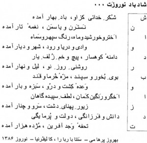 Persian Quotes About Life And Faith: Personal Informationin Arabic ...