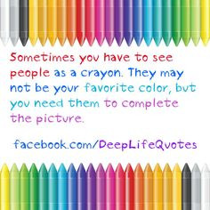 quotes about crayons More