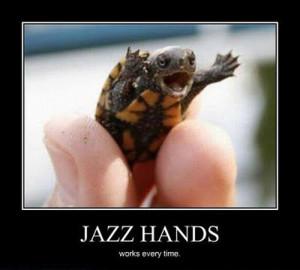 jazz-hands-turtle-demotivational