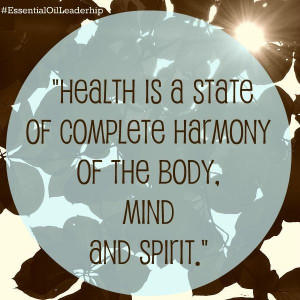 quote #inspire #health #wellness #EssentialOilLeadership #doterra # ...