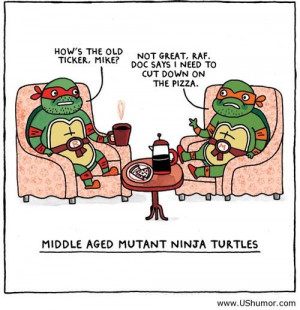 ... ninja turtles US Humor - Funny pictures, Quotes, Pics, Photos, Images