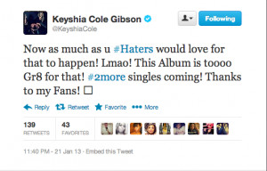 Keyshia Cole Quotes Keyshia cole gibson